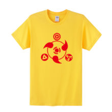Kick-ass Naruto's Sharingan T-shirt in different colors