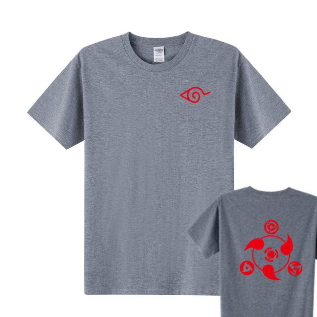 Kick-ass Naruto's Sharingan T-shirt in different colors