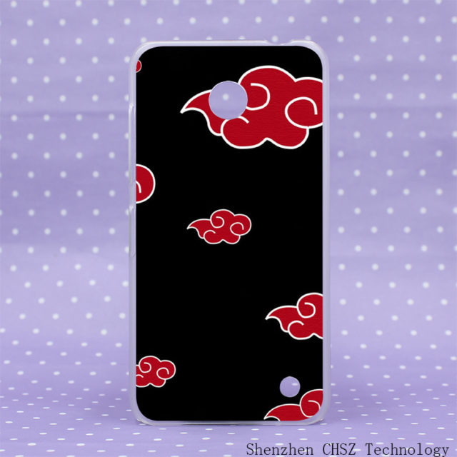 Akatsuki Clan's Cloud phone covers for Nokia Lumia 535 630 640 640XL & 730