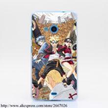 Naruto phone case for Lenovo S850 S90 S60, Nokia 535 630 640 & Sony Z2 Z3 Z4