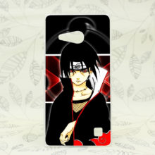 Sasuke transparent phone case for Nokia 535 630 640 640XL 730