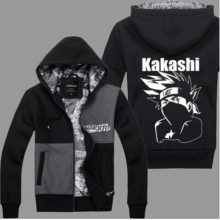 Impressive Kakashi Hatake Hoodie (available in 3 colors)