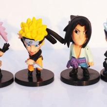 Incredible Naruto PVC Action Figures / Toys (21 pieces set)