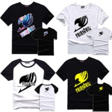 Kick-ass Fairy Tail T-shirts in several designs