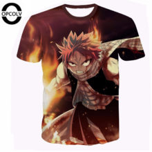 Classic all-over-print Fairy Tail T-shirts