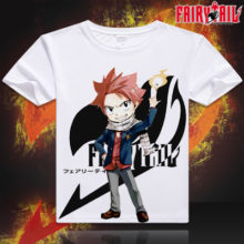 3D all-over-print Fairy Tail t-shirts