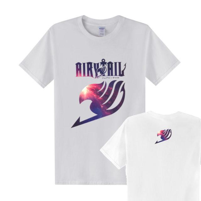 Amazing Fairy Tail Guild Symbol T-shirts