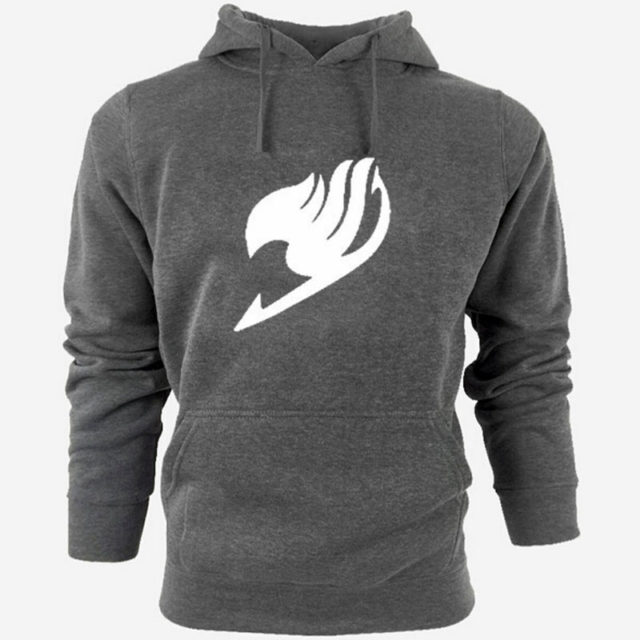 Fairy Tail's Guild Symbol Hooded Sweatshirt