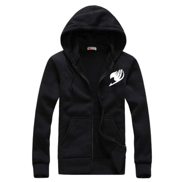 Fairy Tail pocket logo hoodie