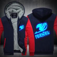 Fairy Tail zip-up jacket / hooded sweatshirt