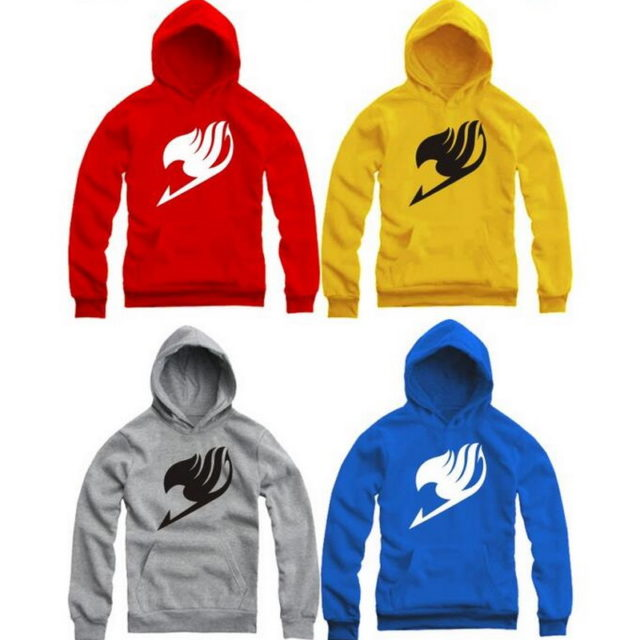 Fairy Tail Guild Symbol hooded sweatshirt