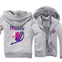 Glow-in-the-dark / Luminous Fairy Tail zip-up hoodie