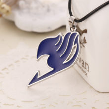 Fairy Tail's Guild Sign Pendant Necklace (4 Colors)