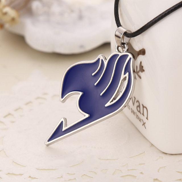 Fairy Tail's Guild Sign Pendant Necklace (4 Colors)