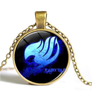 Fairy Tail Pendant Necklaces