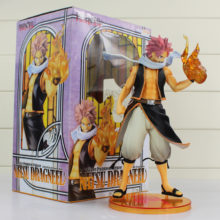 Fairy Tail's Natsu Dragneel PVC Figure