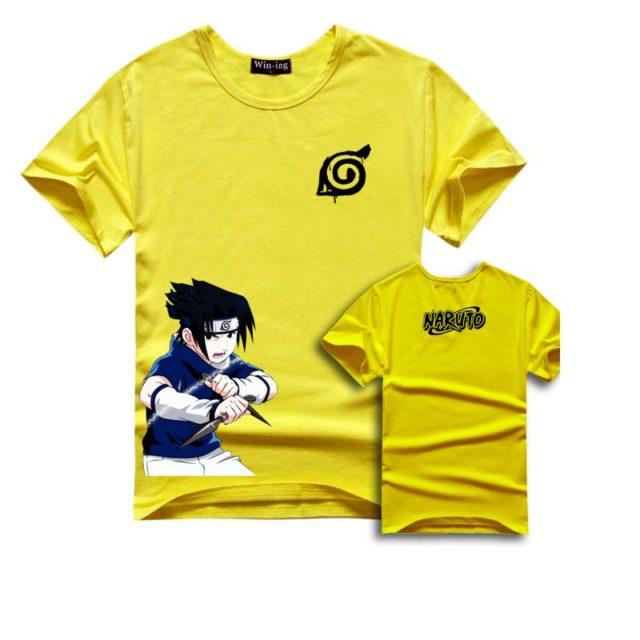 Awesome Sasuke shirts