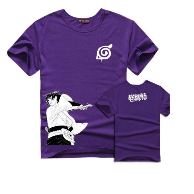 Killer Sasuke T-shirts