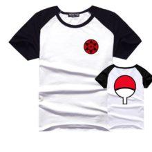 Naruto's Mangekyou Sharingan Sasuke t-shirt