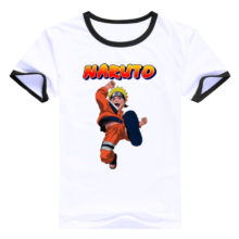 Classic full color Naruto shirt