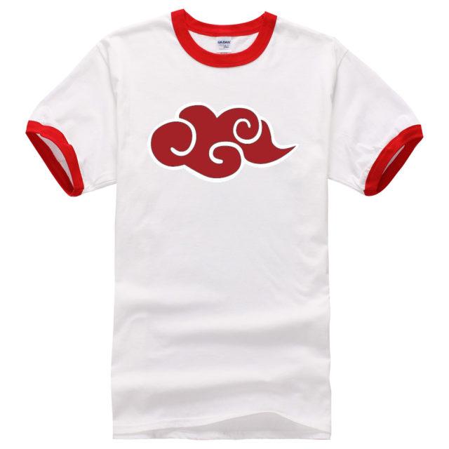 Naruto's Akatsuki Cloud t-shirt
