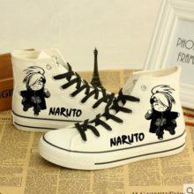 Kick-ass Naruto Converse-style sneakers