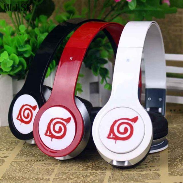 Superb Naruto Leaf headset / headphones