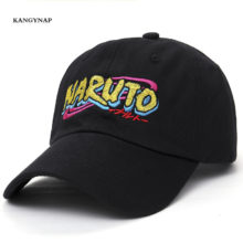 Classic Naruto logo embroidered hat