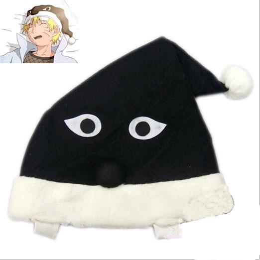 Naruto Cosplay Sleeping Cap