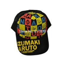 Kick-ass Naruto Uzumaki hats (several designs)