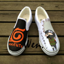 Kick-ass Kakashi Slip On Casual Shoes / sneakers