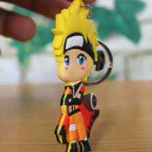 Incredible Naruto & co. keychains