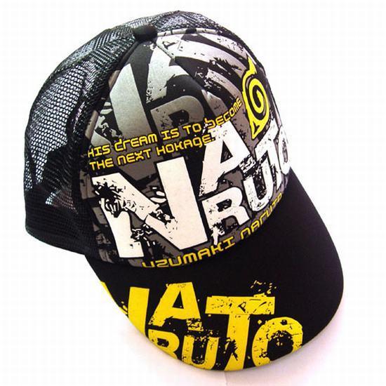 Super cool adjustable Naruto hats