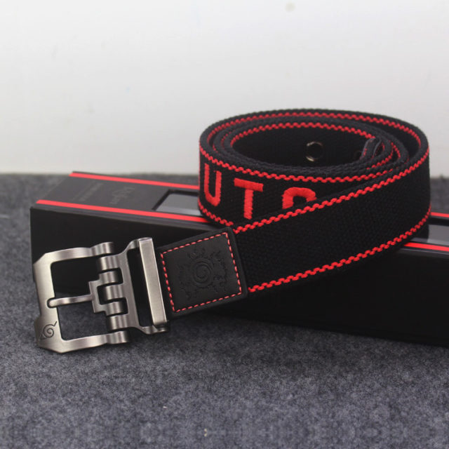 Kick-ass Naruto Belt