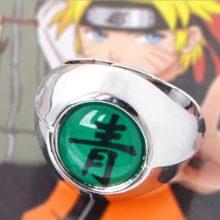 Naruto symbols Cosplay Rings