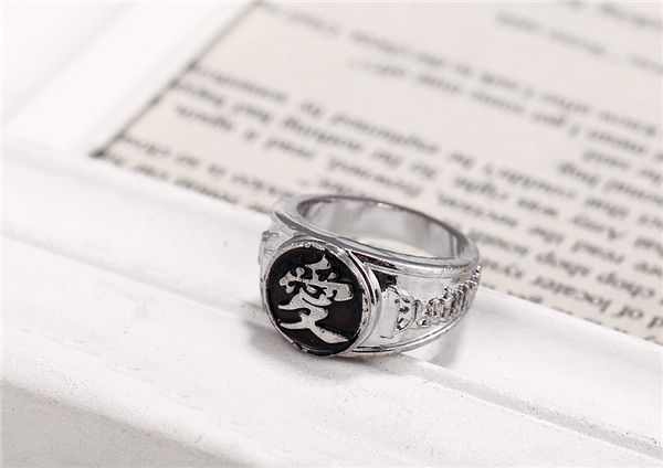 Great Gaara symbol Ring