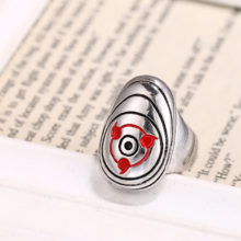 Amazing Naruto Sharingan Ring