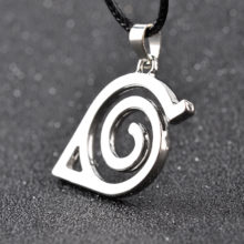 Incredible Naruto's Leaf Symbol Cosplay Necklace