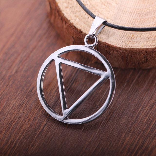 Akatsuki's Hidan Pendant Necklace