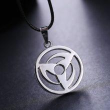 Kakashi's Mangekyou Sharingan Pendant Necklace