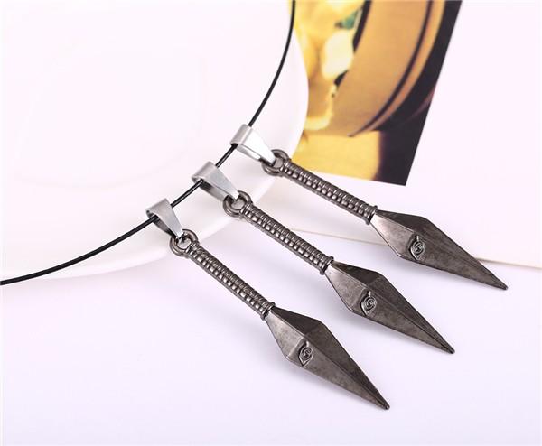 Naruto's Kunai pendant Necklace