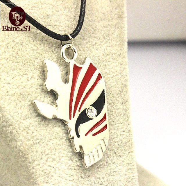 Naruto's Mask Pendant Necklace