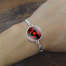Fashionable Naruto's Alloy Bracelets