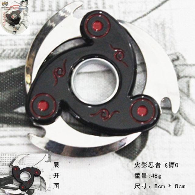 Naturo's Shuriken / Weapons Hand Spinners