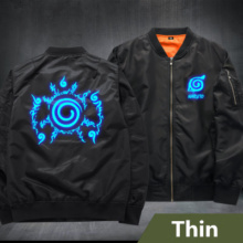 Classic Naruto logo jacket / 21 colors