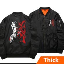 Stunning Naruto's Akatsuki Logo Pattern jacket / 21 colors